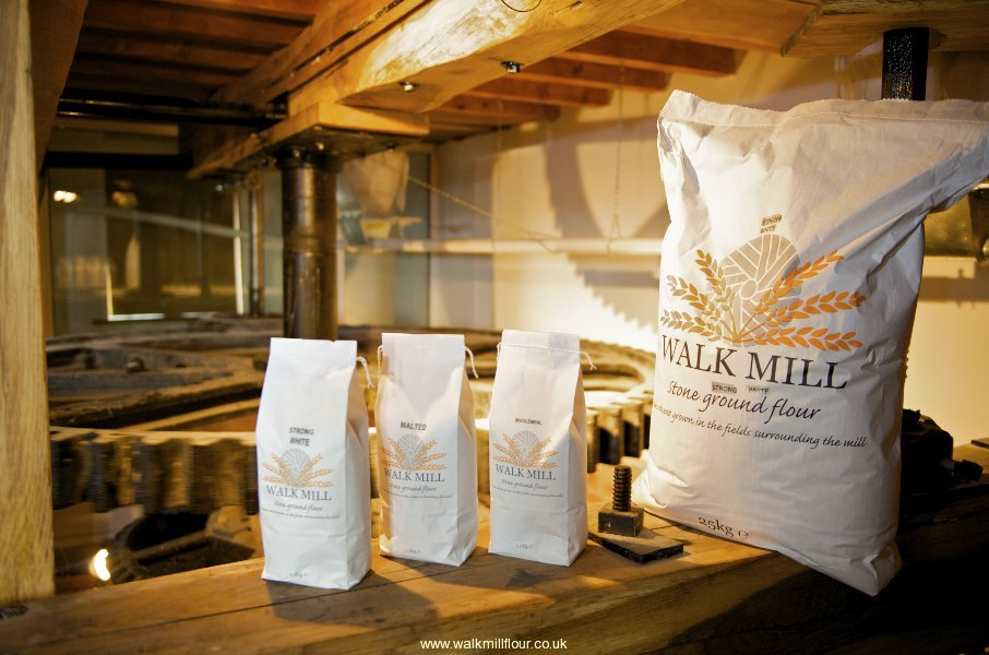 Walk Mill Flour